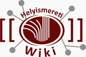 Helyismereti wiki emblémája