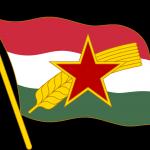 mdp zászlaja